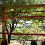 保津川の眺めも素晴らしい