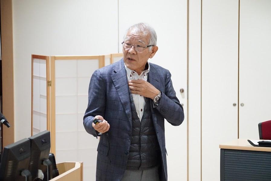 福田電気通信大学学長講演