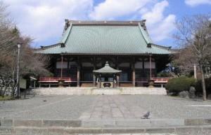 写真①清浄光寺(遊行寺)